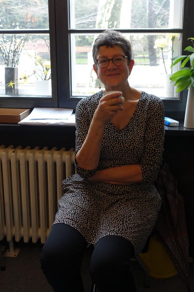 Ursula Treier - Spezialistin für die Füsse